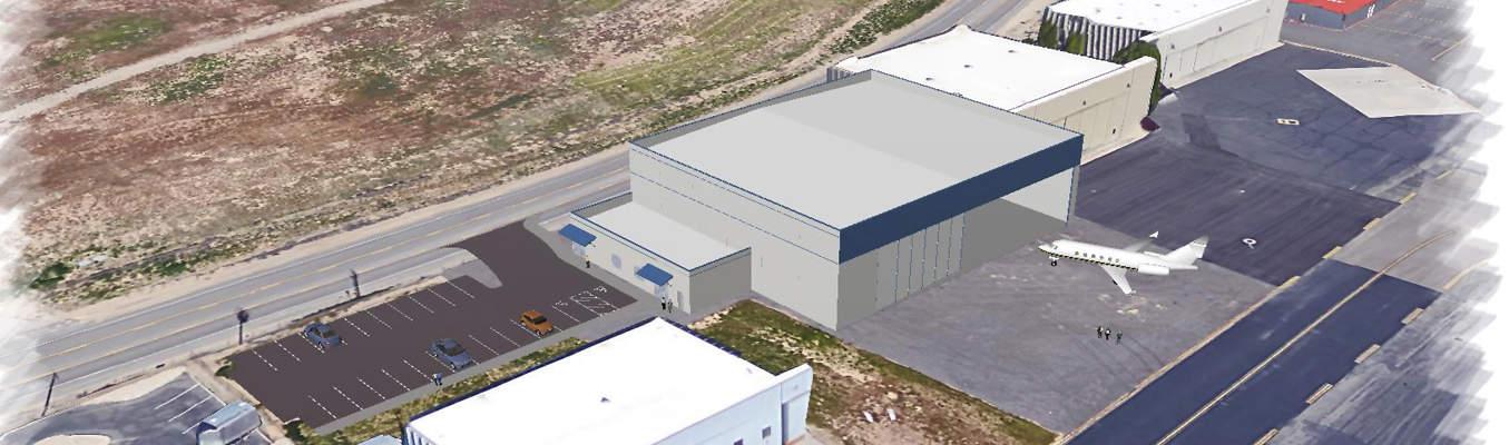 Albertsons Hangar